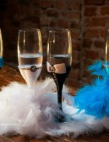 Interviu Diana Raluca Patru: Handmade Wedding Glasses