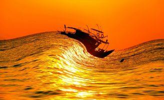 E ok sa mergi cu valul