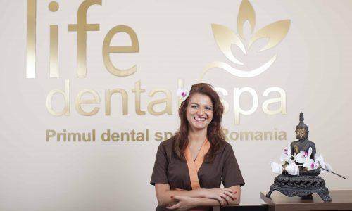 In afaceri trebuie sa pui si suflet, nu doar bani. Dr. Cristina Chiper, Life Dental Spa