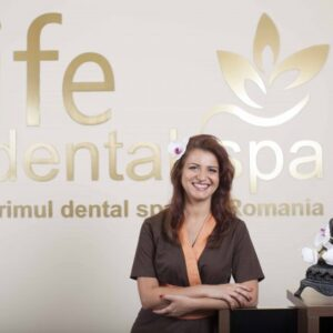 In afaceri trebuie sa pui si suflet nu doar bani Dr Cristina Chiper Life Dental Spa