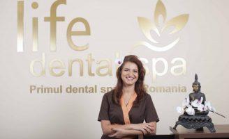 In afaceri trebuie sa pui si suflet, nu doar bani. Dr. Cristina Obreja, Life Dental Spa