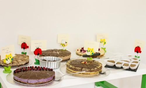Dulciuri raw vegan pentru copii – cum a luat fiinta Atelierul de Bobo al Laurei Tofan