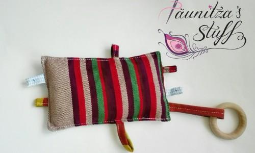 Paunitza's Stuff – povestea unei afaceri handmade cu articole pentru copii