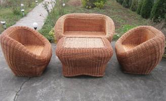 Cosuri din rachita – o afacere impletita in jurul pasiunii pentru mobilierul ecologic