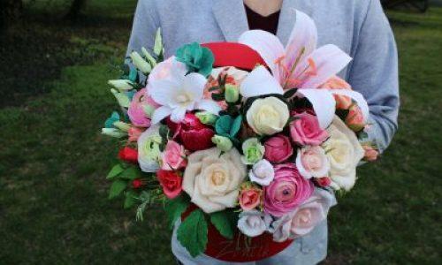 Aranjamentele Florale Din Hartie Un Business Infloritor Zontik
