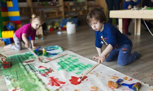 Podul lui Sfredelus – locul de joaca pentru copiii liberi si creativi