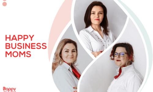 Comunitatea Happy Business Moms, locul în care crești personal și profesional